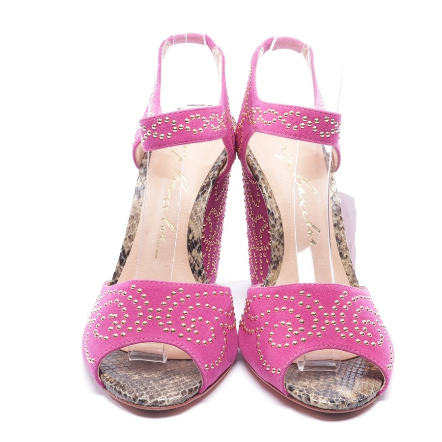 pumps from Luiza Barcelos in fuchsia size D 39