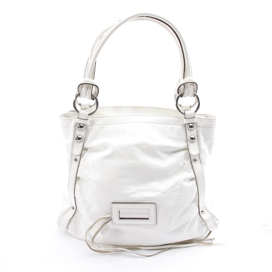 shoulder bag from Coccinelle in offwhite