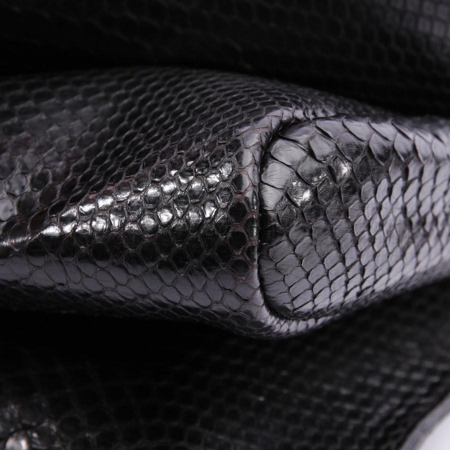 Umhängetasche von Chloé in Schwarz - Faye medium - Python