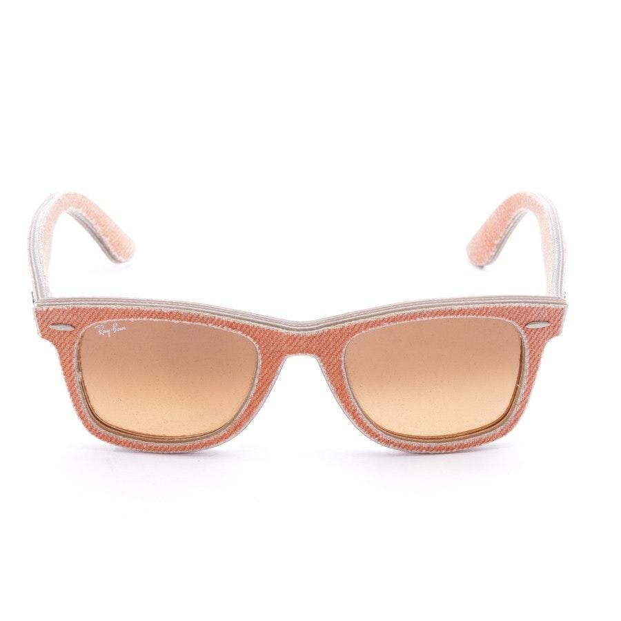sunglasses from Ray Ban in orange - wayfarer denim