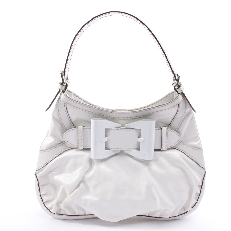 shoulder bag from Gucci in white