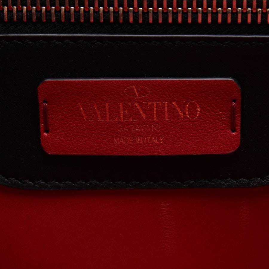 shoulder bag from Valentino in black and white - new