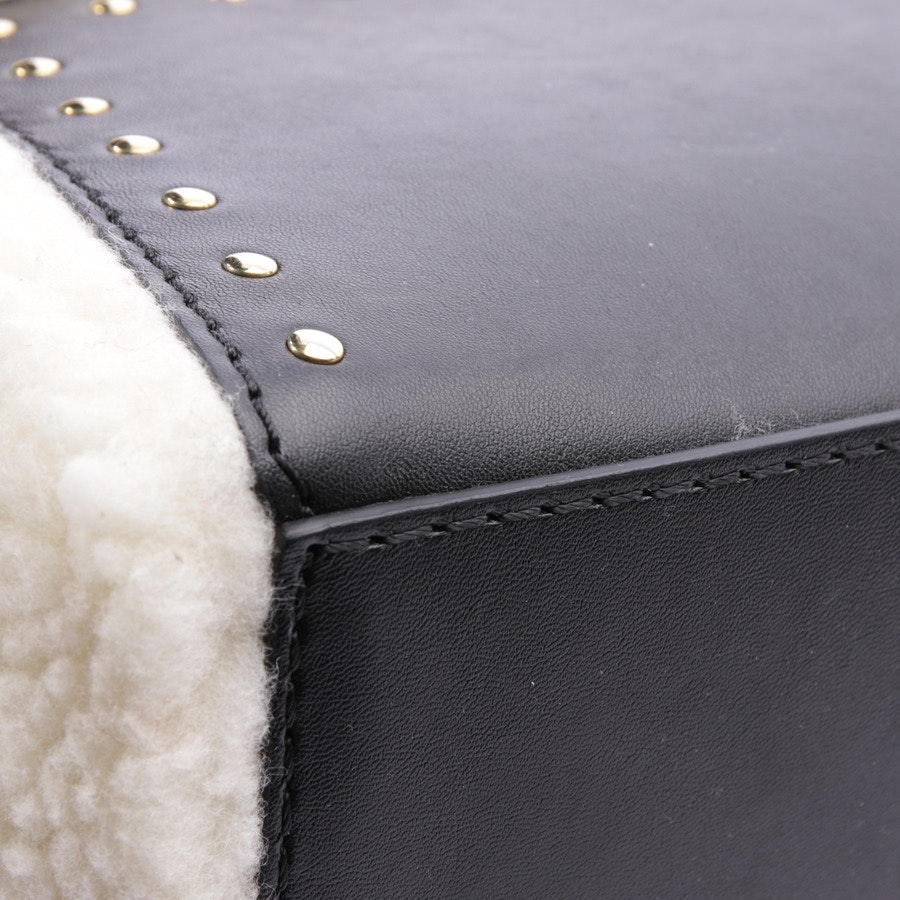 shopper from Stella McCartney in wool white and black - new