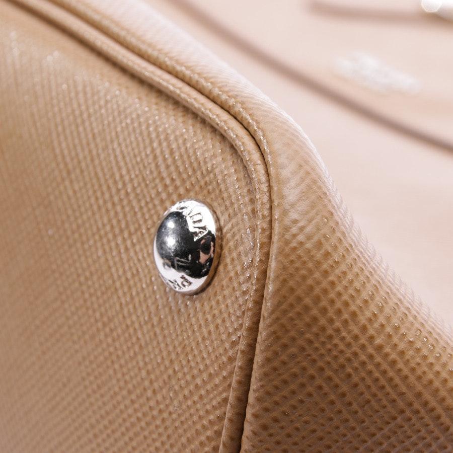 Handtasche von Prada in Caramel
