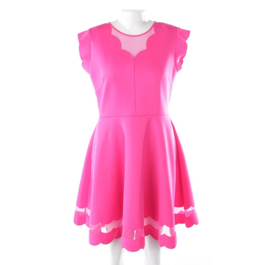 Kleid von Ted Baker in Neon Pink Gr. 40 / 4 - Neu