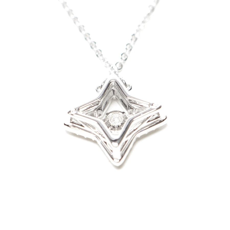 Kette von Swarovski in Silber
