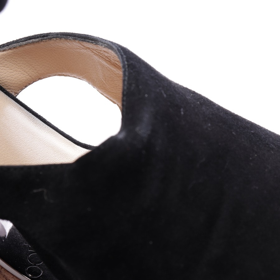heeled sandals from Jimmy Choo in black size EUR 37,5
