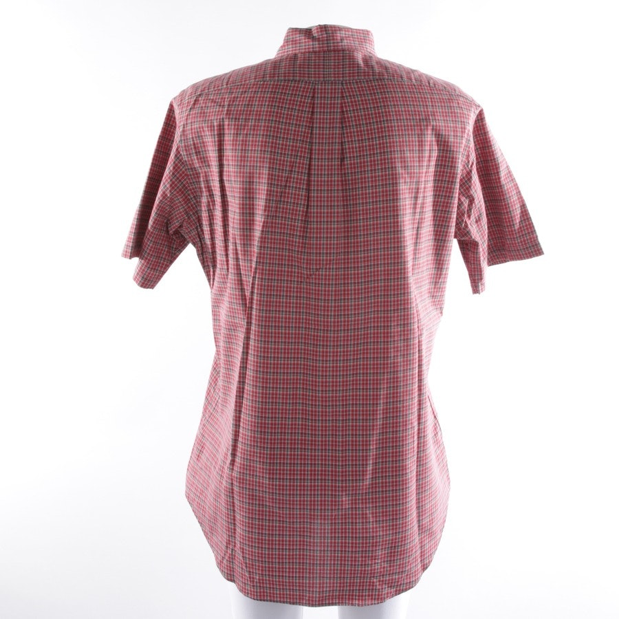 casual shirt from Polo Ralph Lauren in red and multi-coloured size M