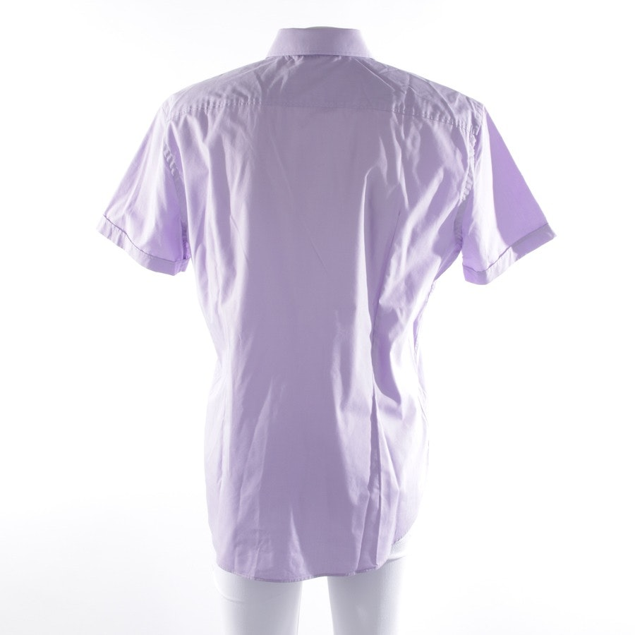 casual shirt from Hugo Boss Black Label in lilac size 43-44
