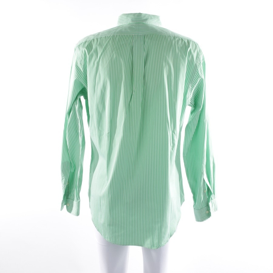 casual shirt from Polo Ralph Lauren in apple green and white size L