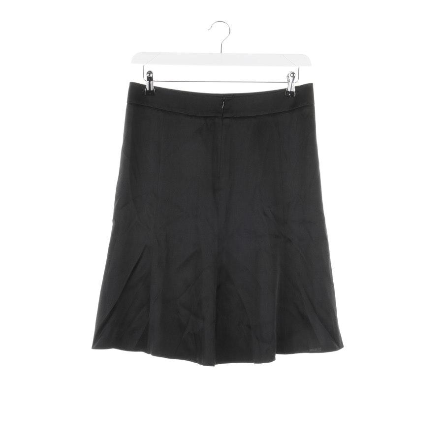 skirt from Armani Collezioni in black size 38