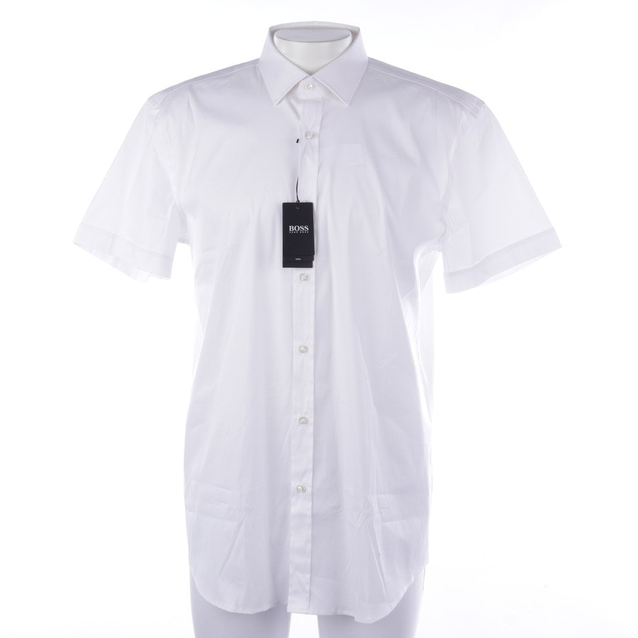 business shirt from Hugo Boss Black Label in know size 43-44 - new