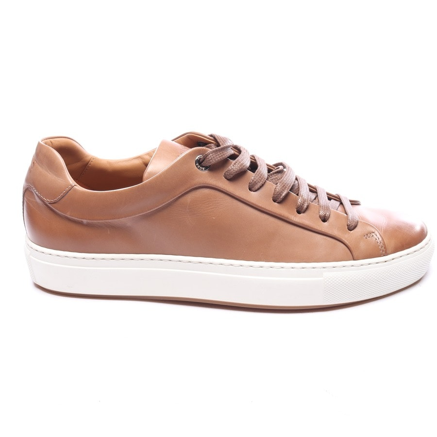 trainers from Hugo Boss Black Label in brown and white size EUR 40 - new