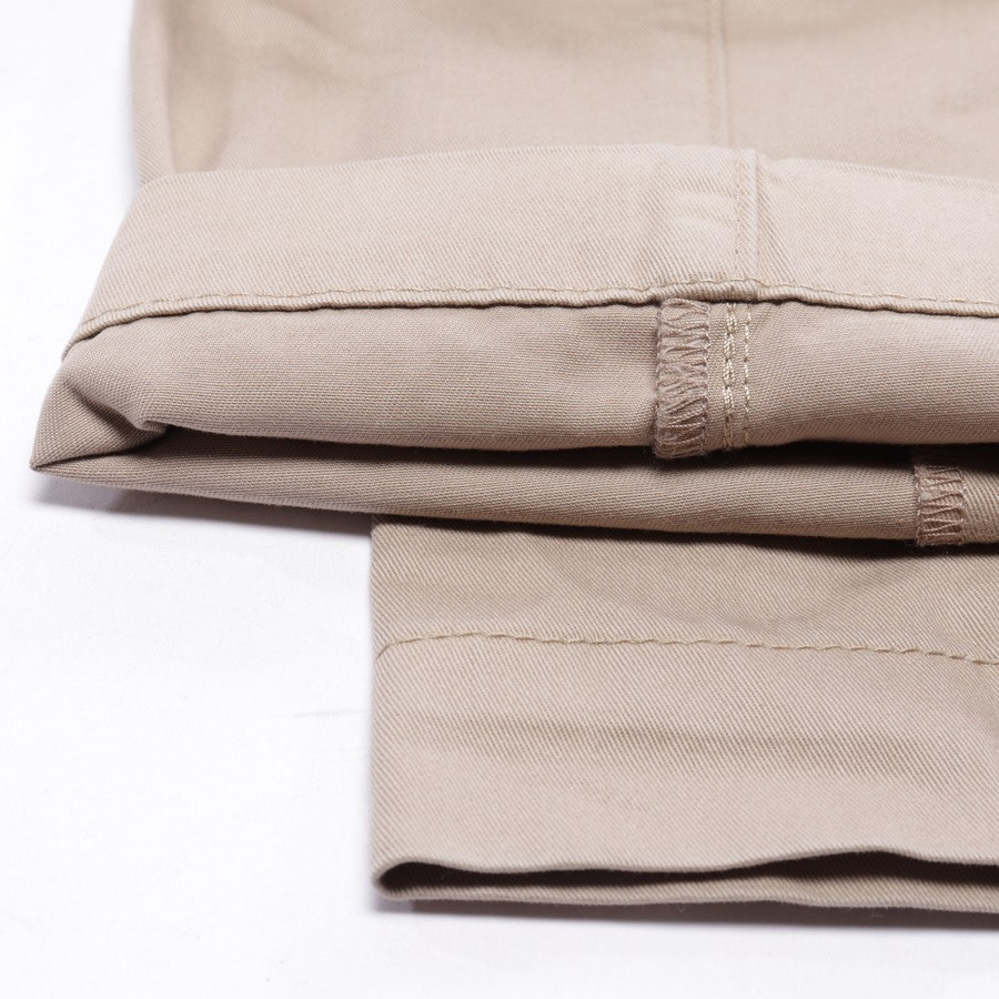trousers from Hugo Boss Black Label in beige size 46