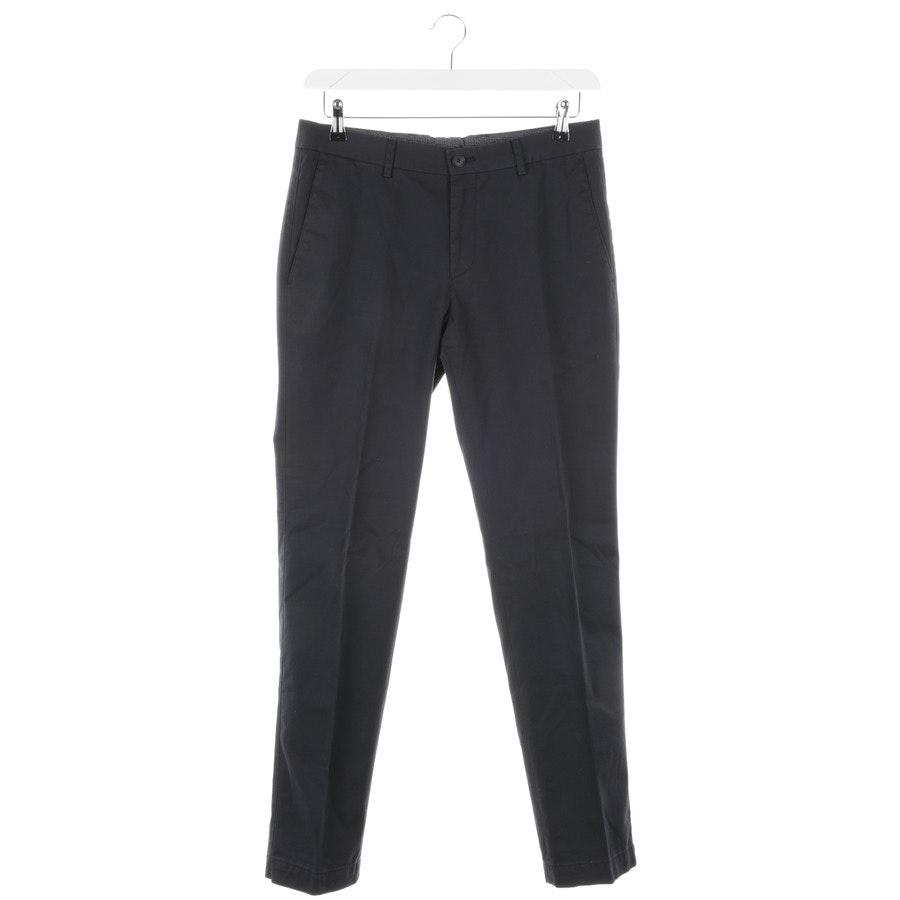 trousers from Hugo Boss Black Label in dark blue size W46