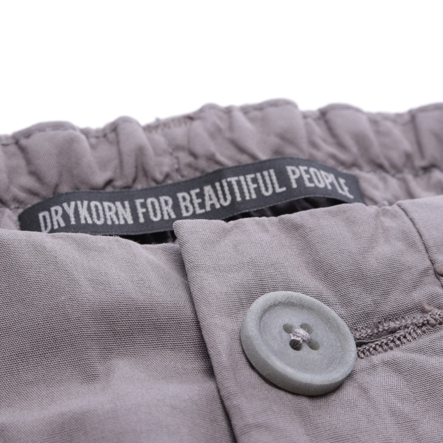 trousers from Drykorn in grey size W32