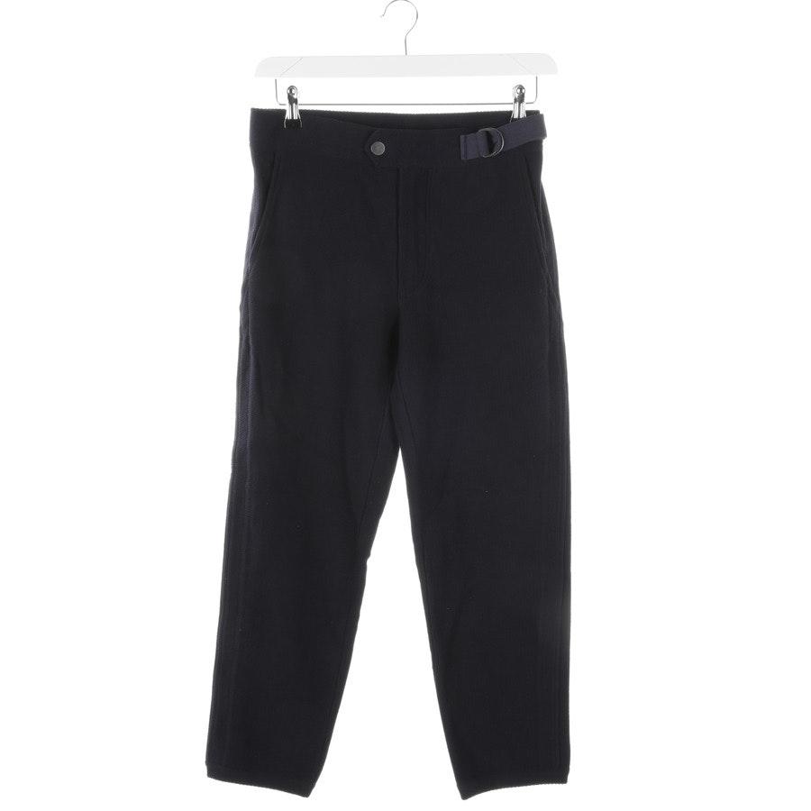 trousers from Falke in night blue size 46