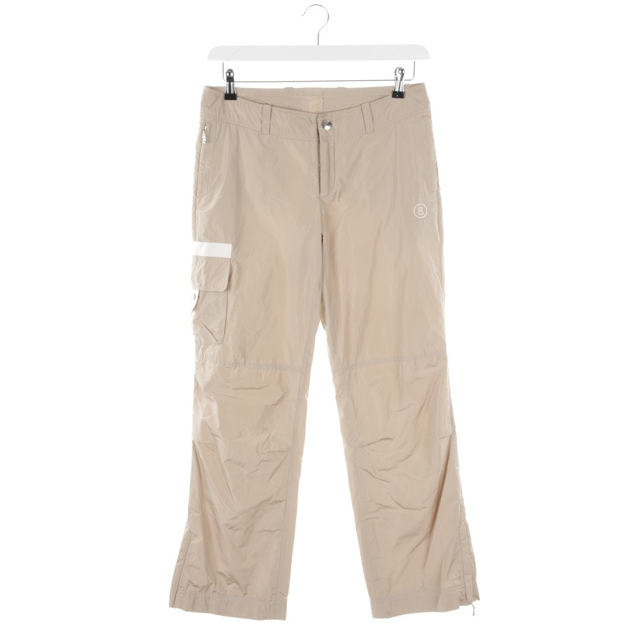 trousers from Bogner in beige size 36