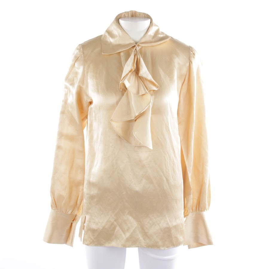 blouses & tunics from Polo Ralph Lauren in gold size 36 US 6