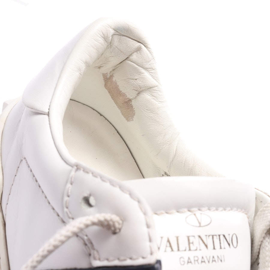 trainers from Valentino in white and blue size EUR 36 - rockstud