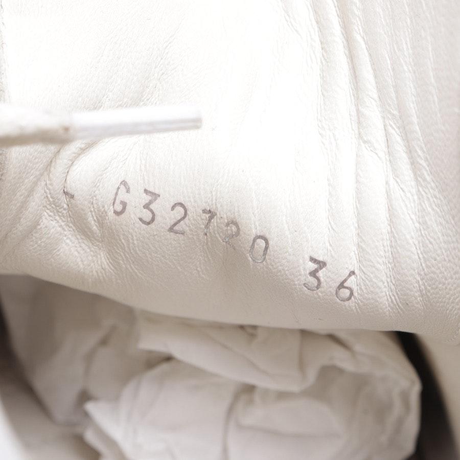 Sneaker von Chanel in Weiß Gr. EUR 36