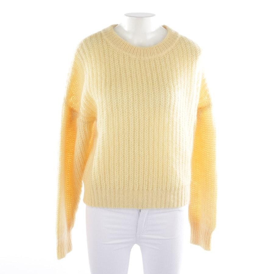 knitwear from Baum und Pferdgarten in pastel yellow size S