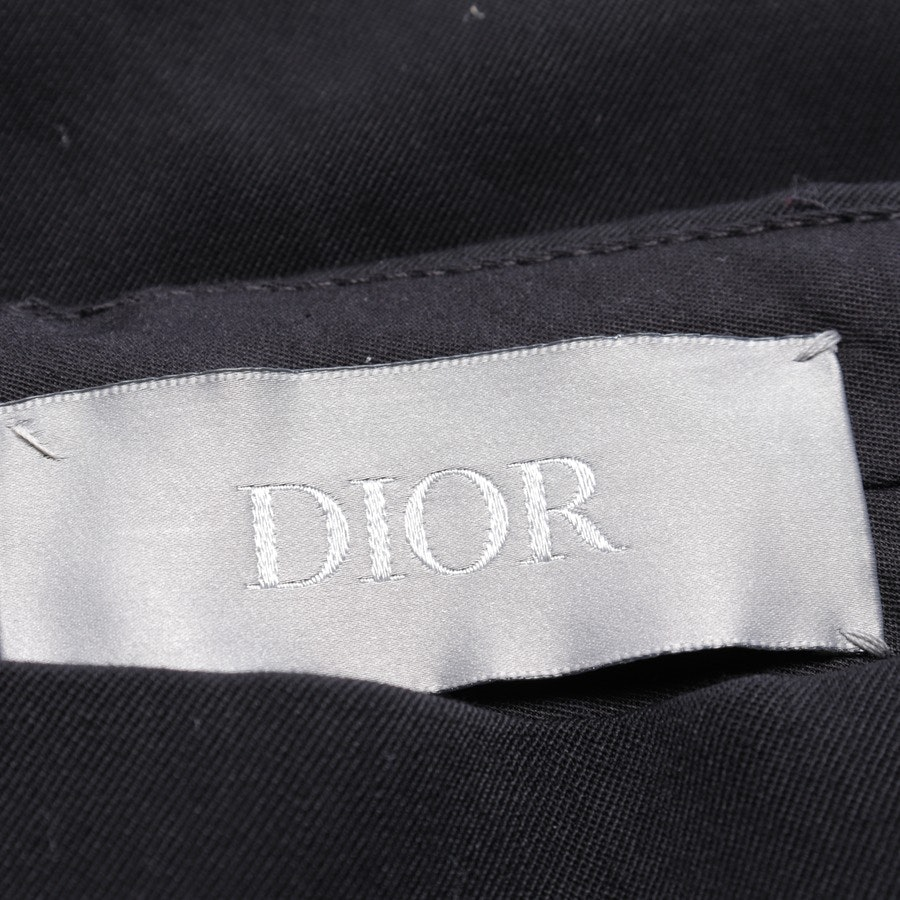 trousers from Dior in black size 50
