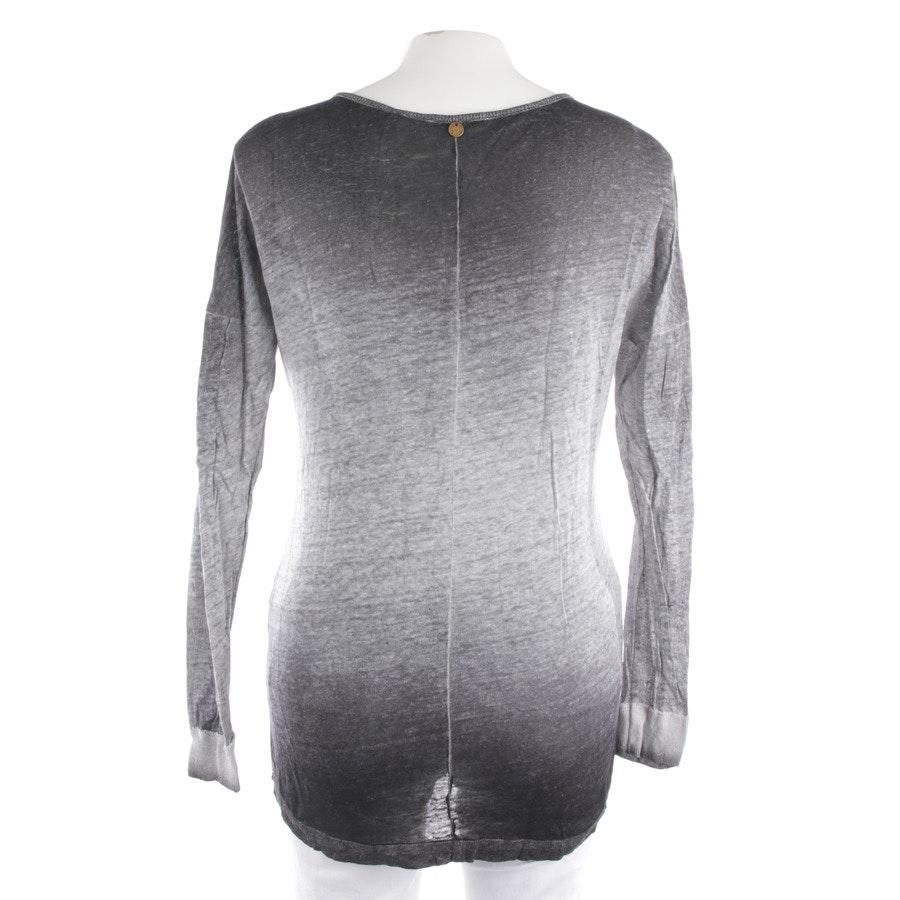 Pullover von Rich & Royal in Grau meliert Gr. S