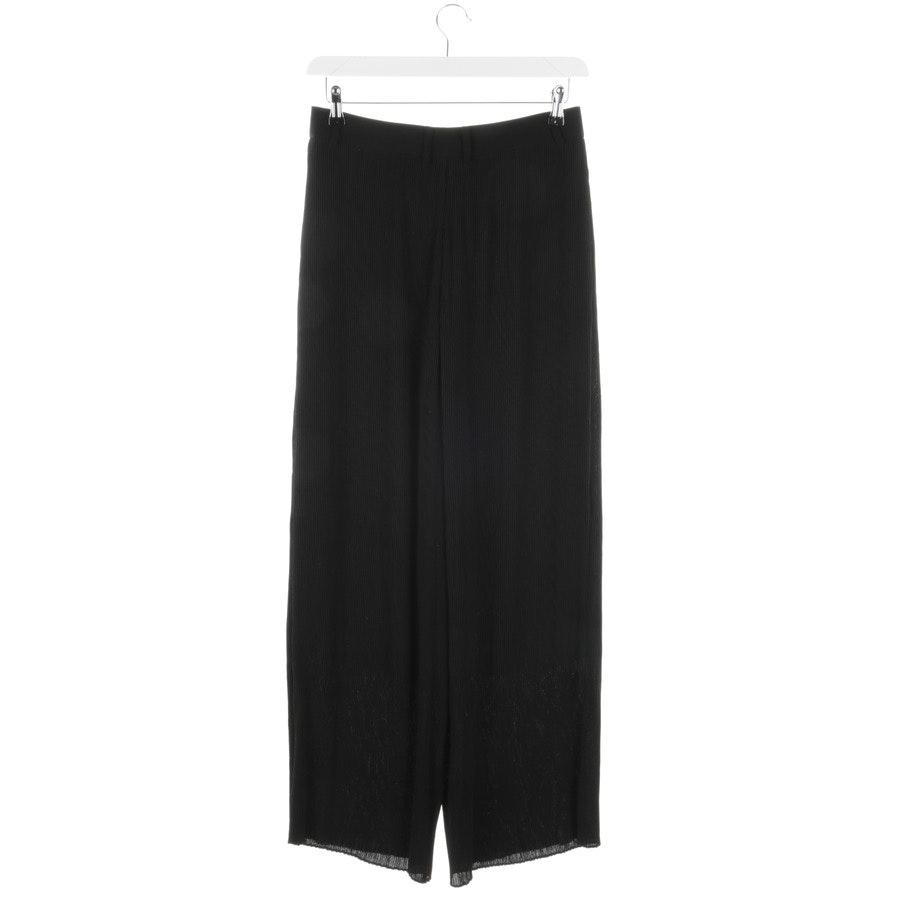 trousers from Alexander McQueen in black size 38 IT 44
