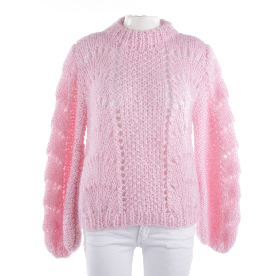 knitwear from Ganni in pink size M - new