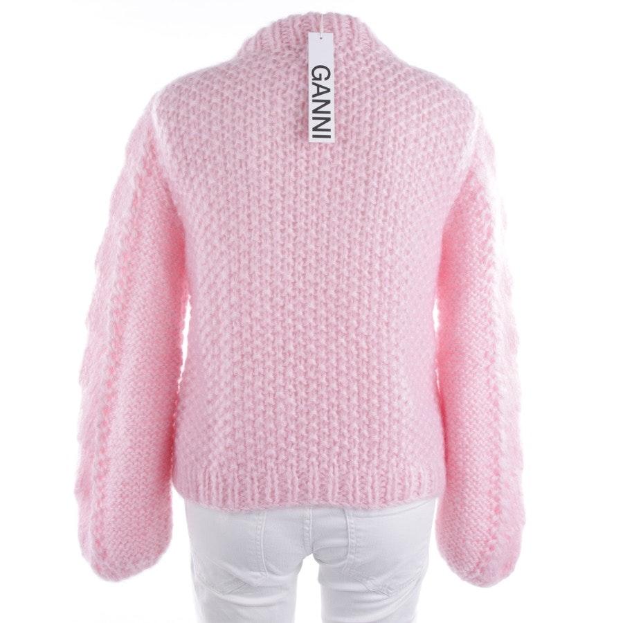 Pullover von Ganni in Rosa Gr. M - Neu
