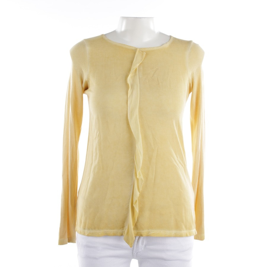 jersey from Marc O'Polo in pastel yellow size XS