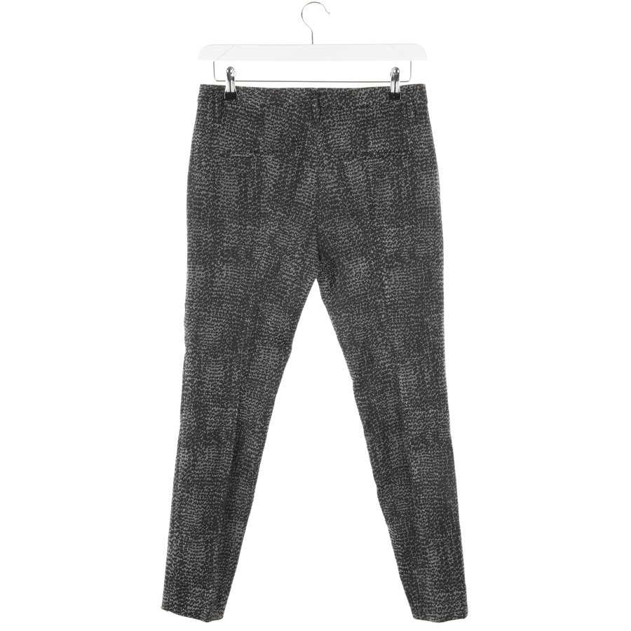 trousers from Dorothee Schumacher in black and grey size 38 / 3 - new