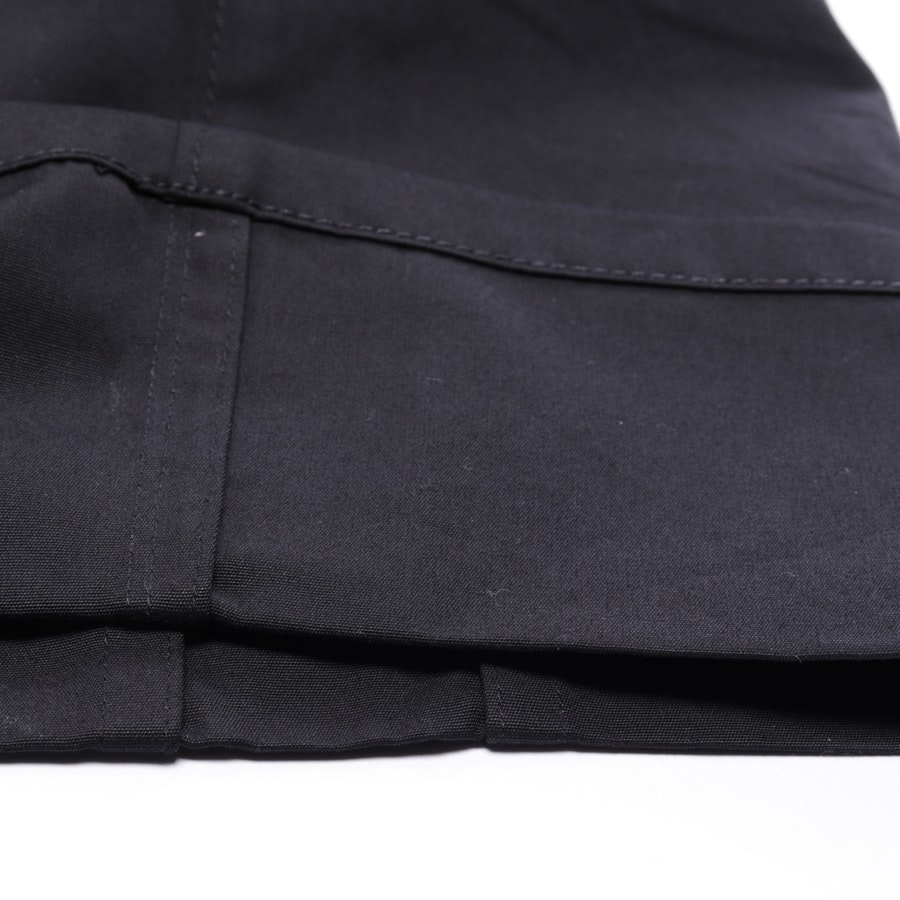 trousers from Prada in black size 32 IT 38