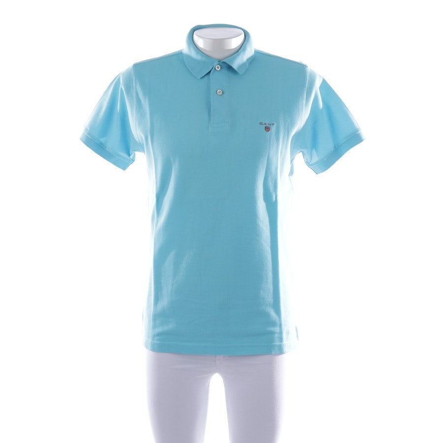 t-shirt from Gant in turquoise size S