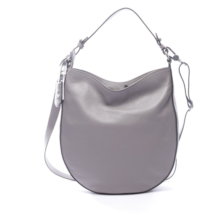 shoulder bag from Abro in taupe - adria hobo bag - new