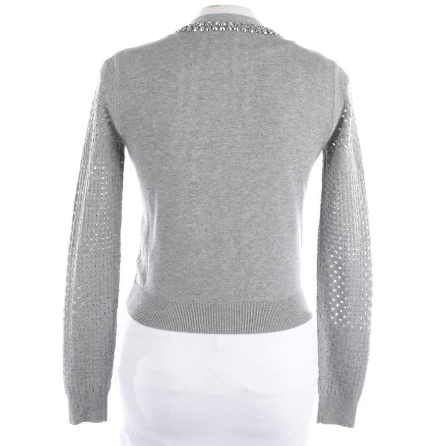 knitwear from Diane von Furstenberg in grey size S
