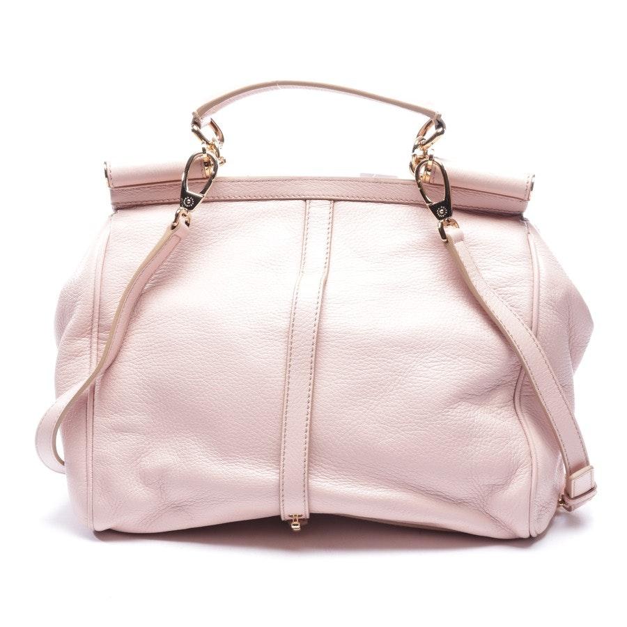shoulder bag from Dolce & Gabbana in delicate pink