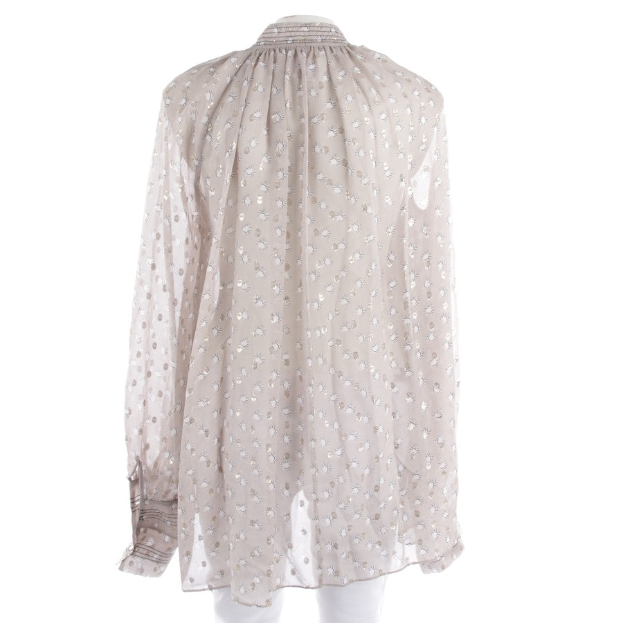 blouses & tunics from Dorothee Schumacher in light grey and gold size 36 / 2