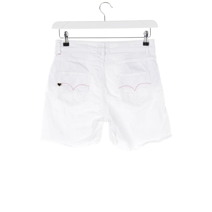 Shorts von Twin Set in Cremeweiß Gr. 36