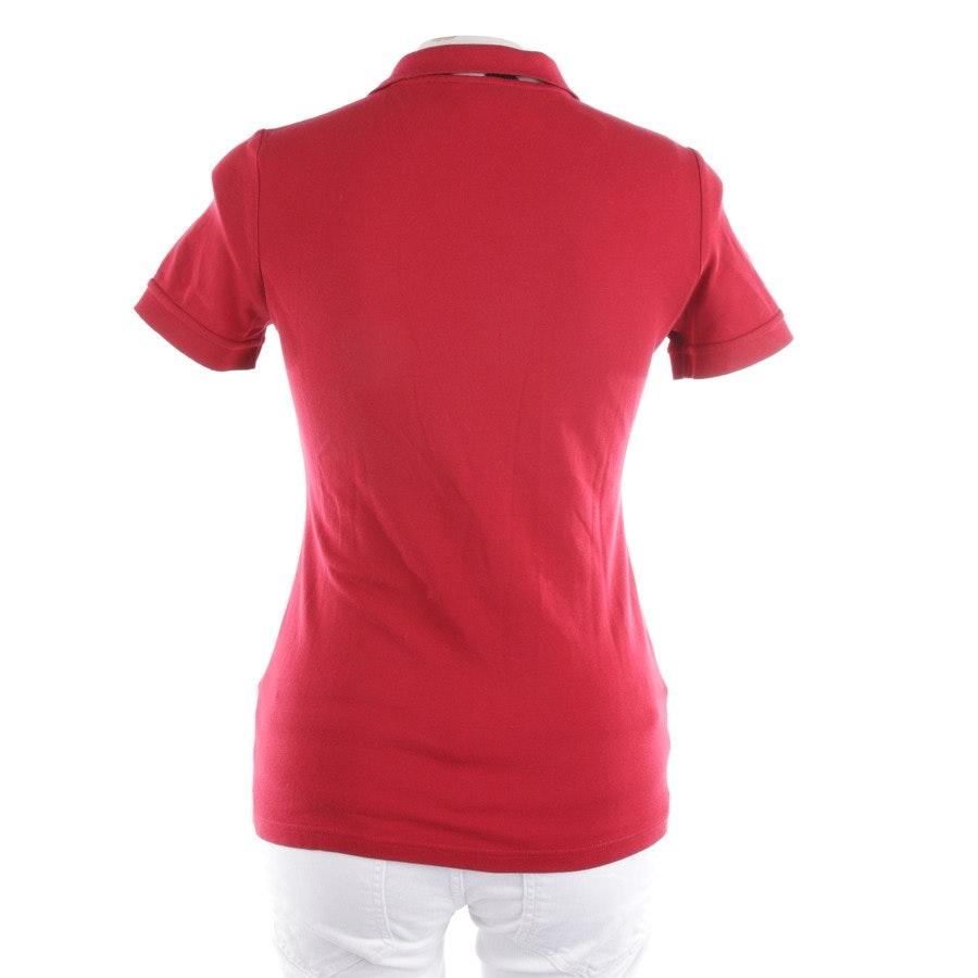 Poloshirt von Burberry Brit in Rot Gr. S