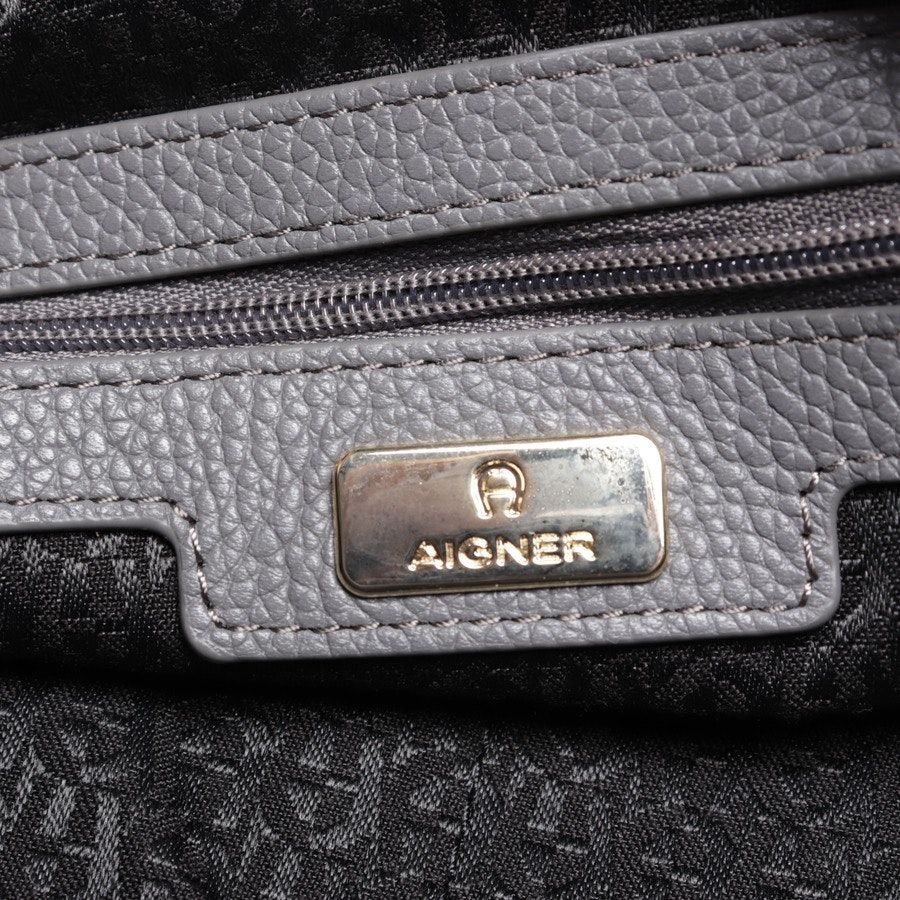 shopper from Aigner in grey