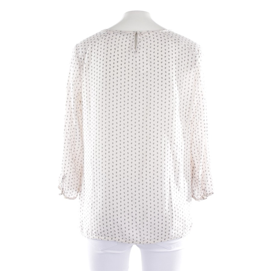 blouses & tunics from Marc O'Polo in cream white and blue size 38