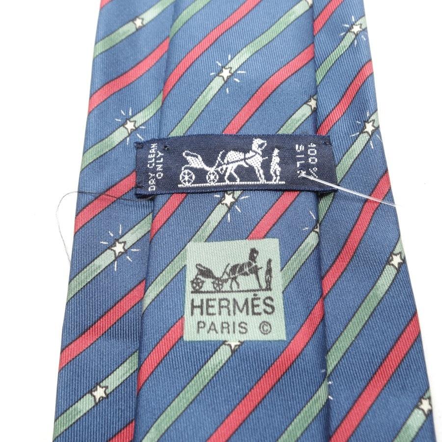 Seidenkrawatte von Hermès in Multicolor
