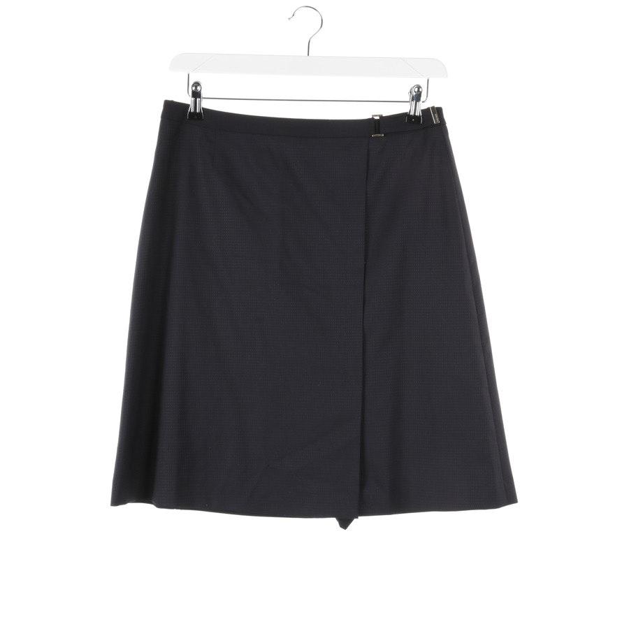 skirt from Hugo Boss Black Label in dark blue size 40