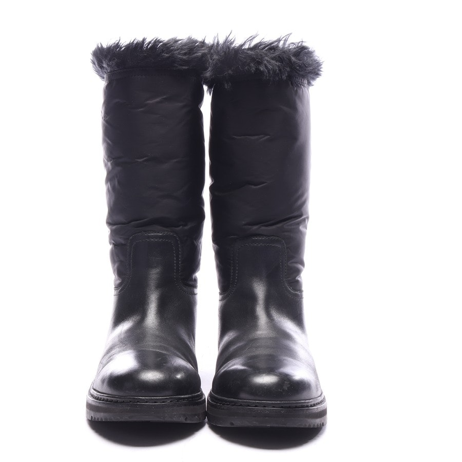 boots from Prada in black size EUR 36,5