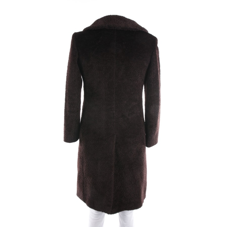 winter coat from Max Mara in brown size 34