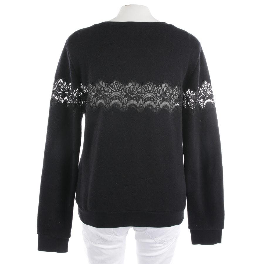 sweatshirt from Sandro in black size 38