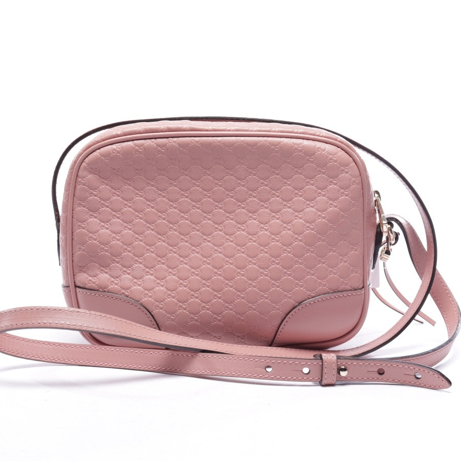 shoulder bag from Gucci in old pink
