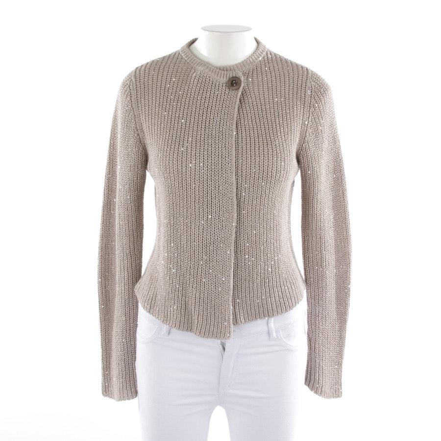 knitwear from Brunello Cucinelli in beige size S